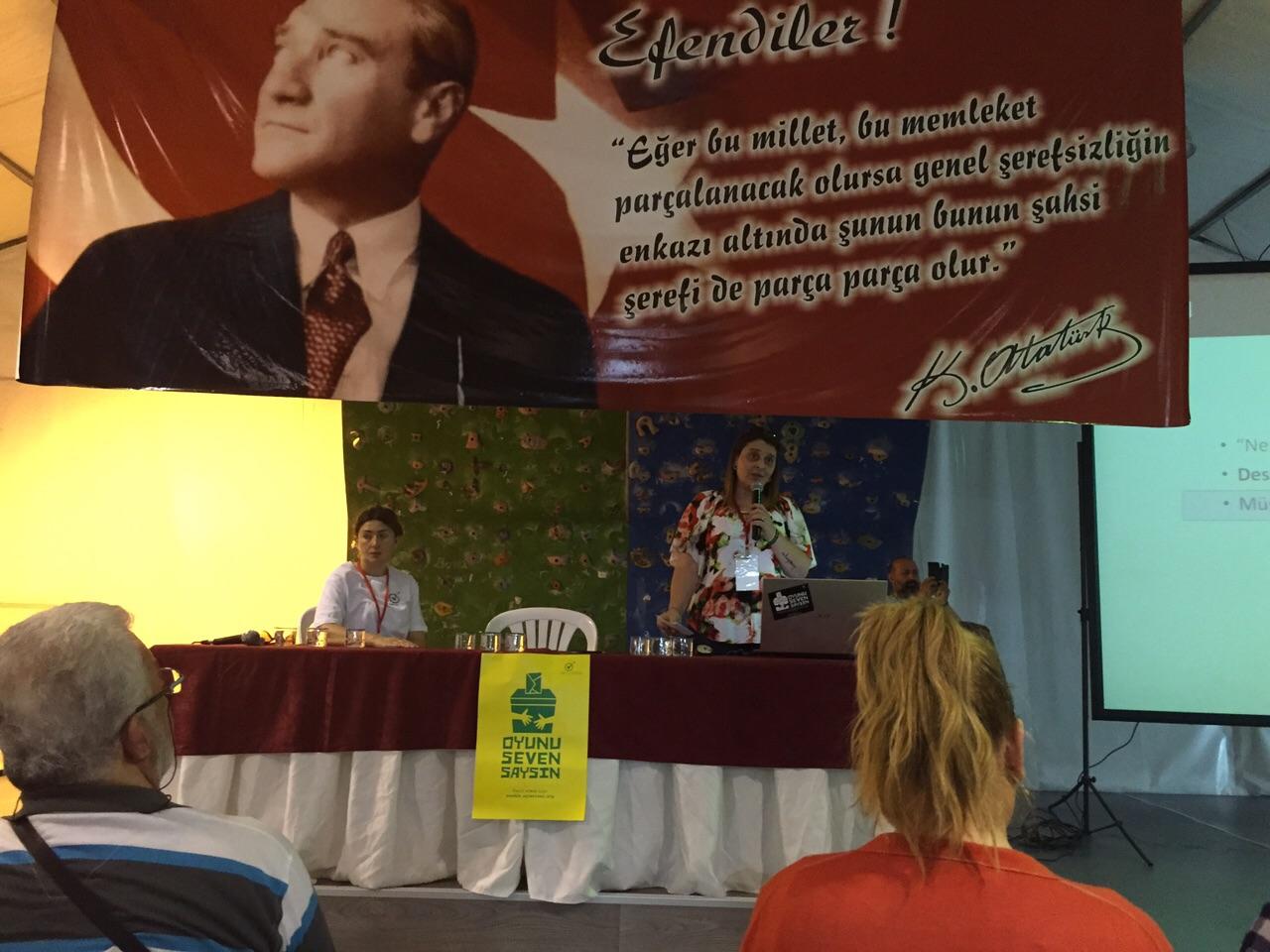İstanbul Kartal Eğitim Toplantısı