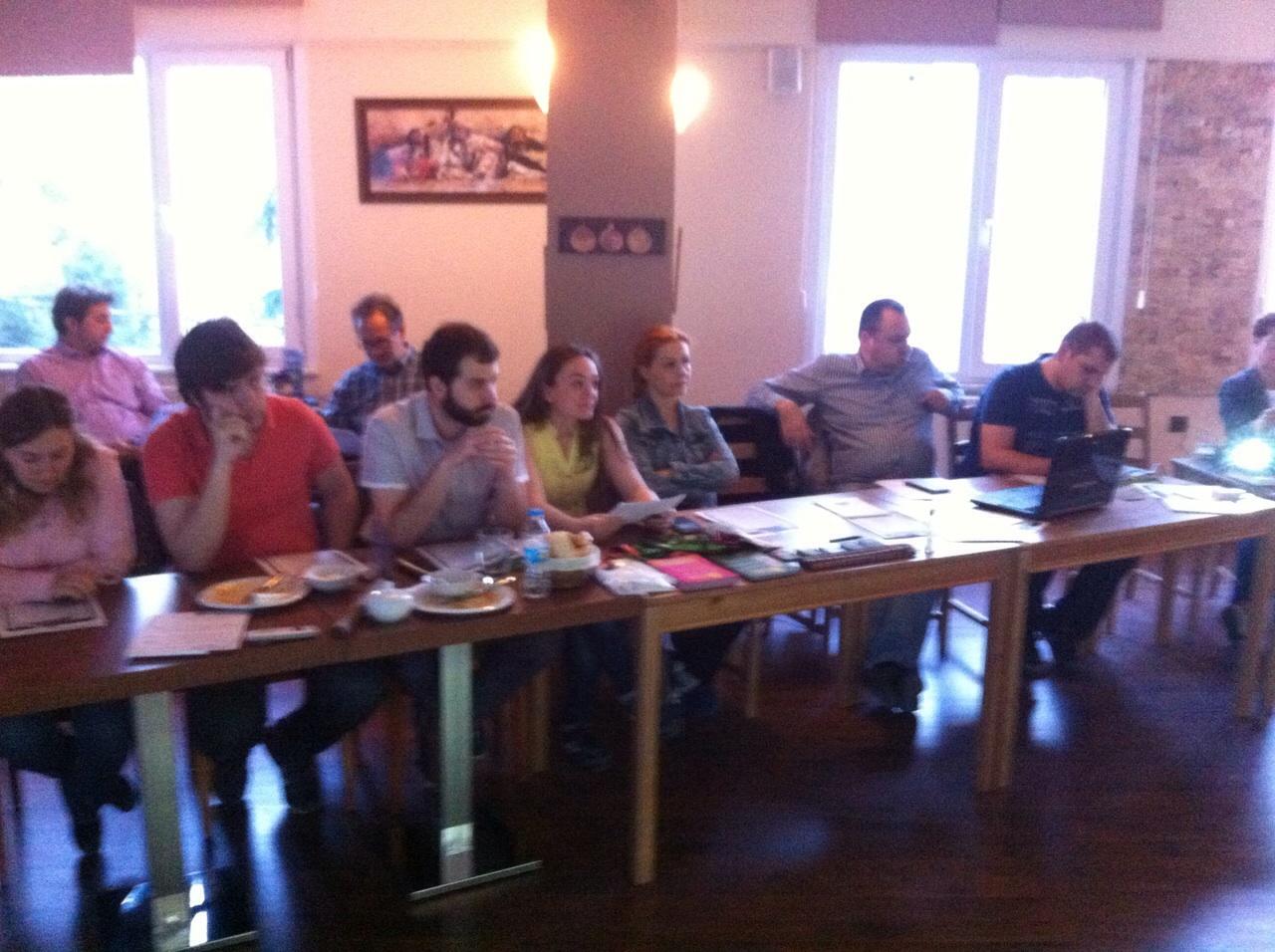 İstanbul Maltepe Eğitim Toplantısı